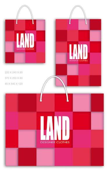 idejno rešenje kese / Land