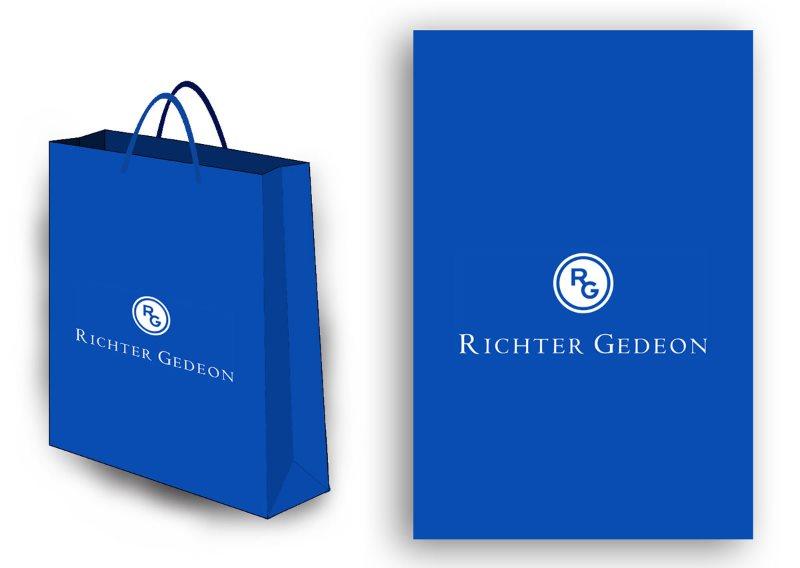 idejno rešenje (dizajn) za kese / Richter Gedeon