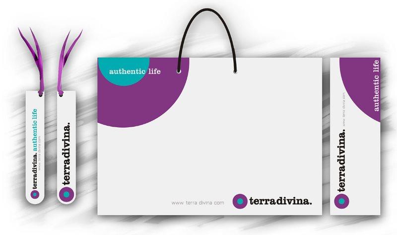 idejno rešenje (dizajn) za kesa / Terra Divina