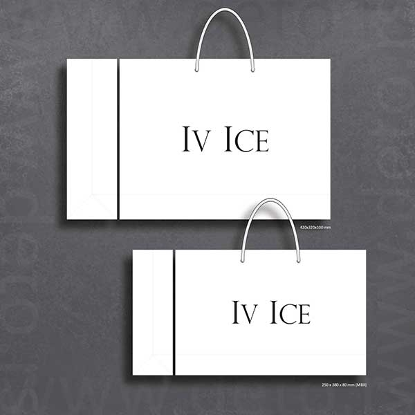 Iv Ice - ekološke kese (beli natron, XXL i MBX)