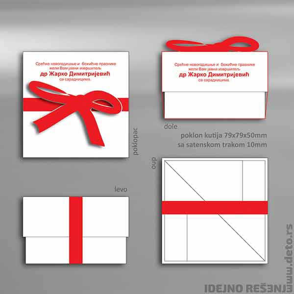 Izvršitelj / poklon pakovanje