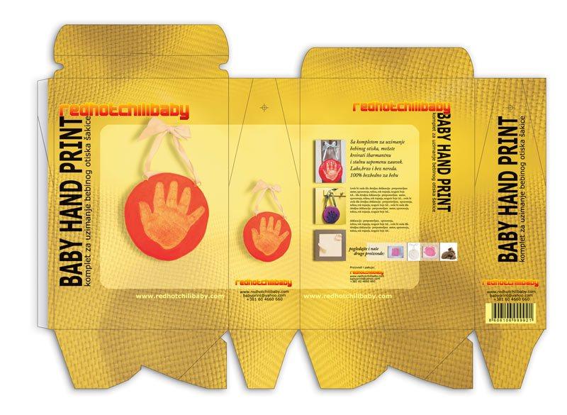 Kutija sa ručkom RedHotChilyBaby
