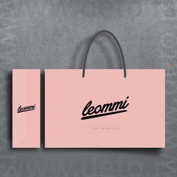 Leommi Swimwear, reklamna kesa SBX