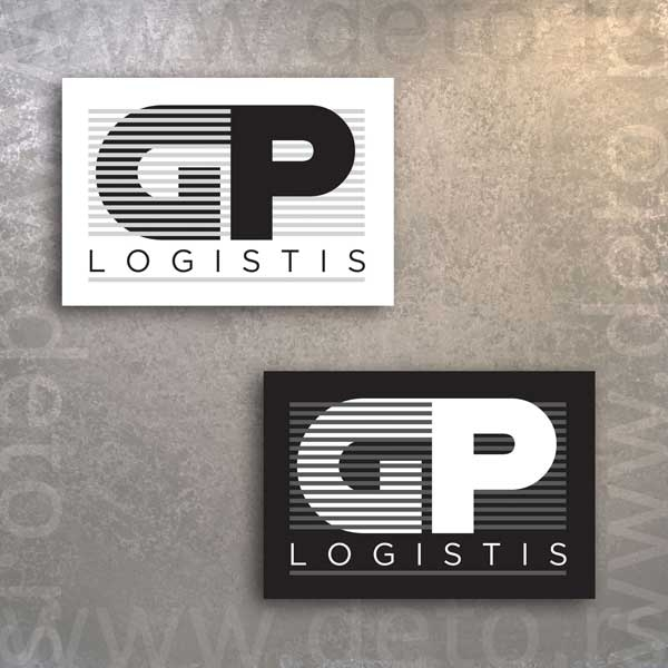 GP Logistic - logo
