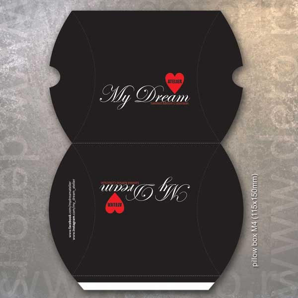 m4-my-dream pillow box m4