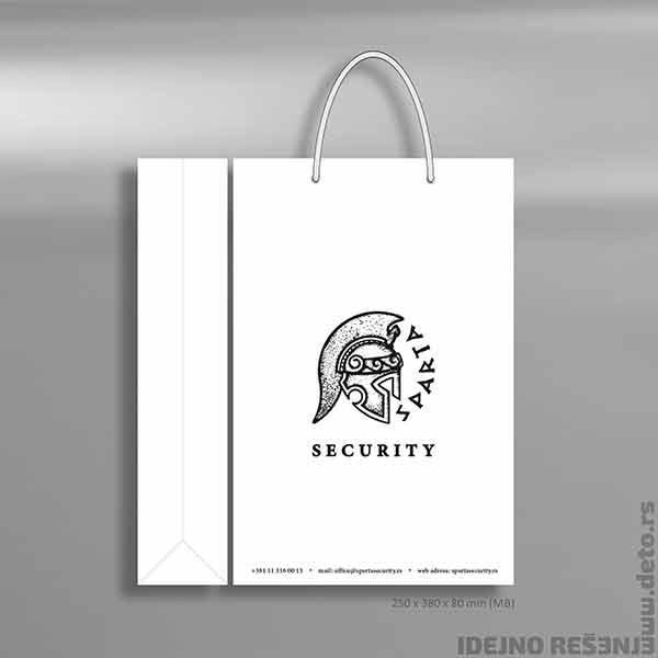 Luksuzna kesa / Sparta Sucurity