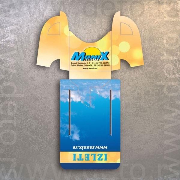 Monix - stalak za flajere