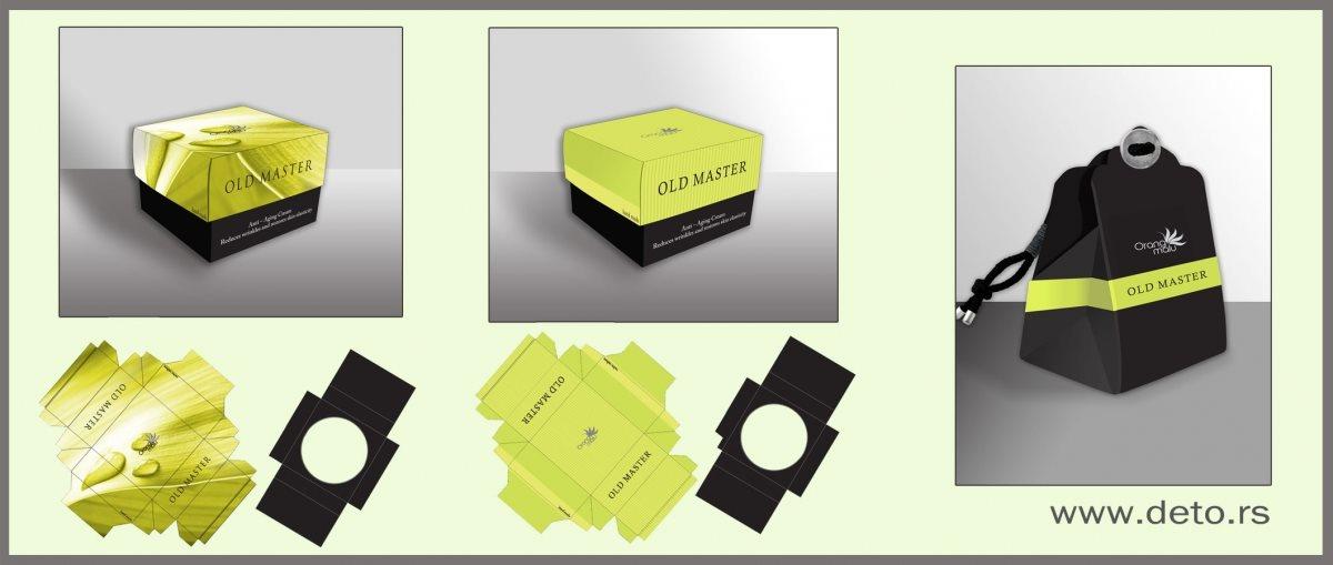 kutija za kremu i body butter orangmalu