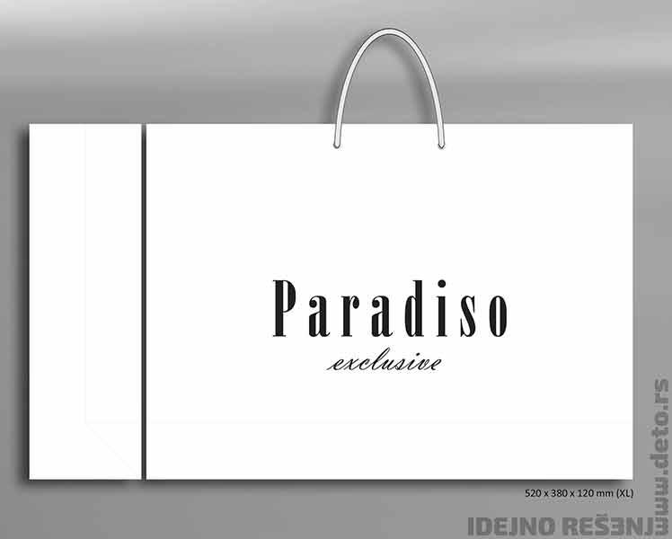 Idejno rešenje ekskluzivne kese / Paradiso Exclusive - 2d