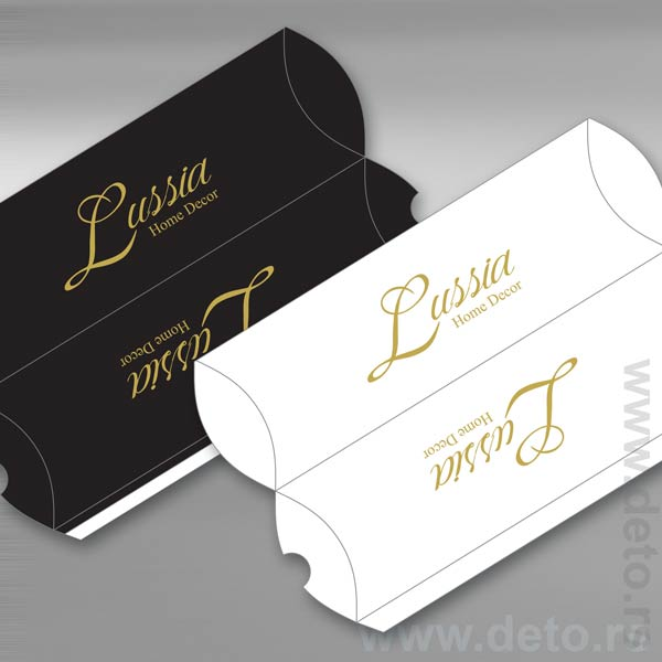 Pillow box L1 / Lussia (v1)