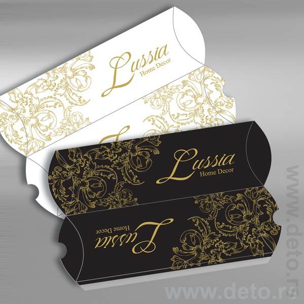 Pillow box L1 / Lussia (v.3)