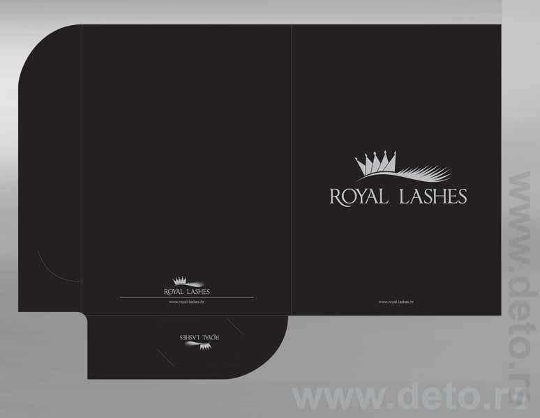 Fascikla sa dve klapne / Royal Lashes, Hrvatska