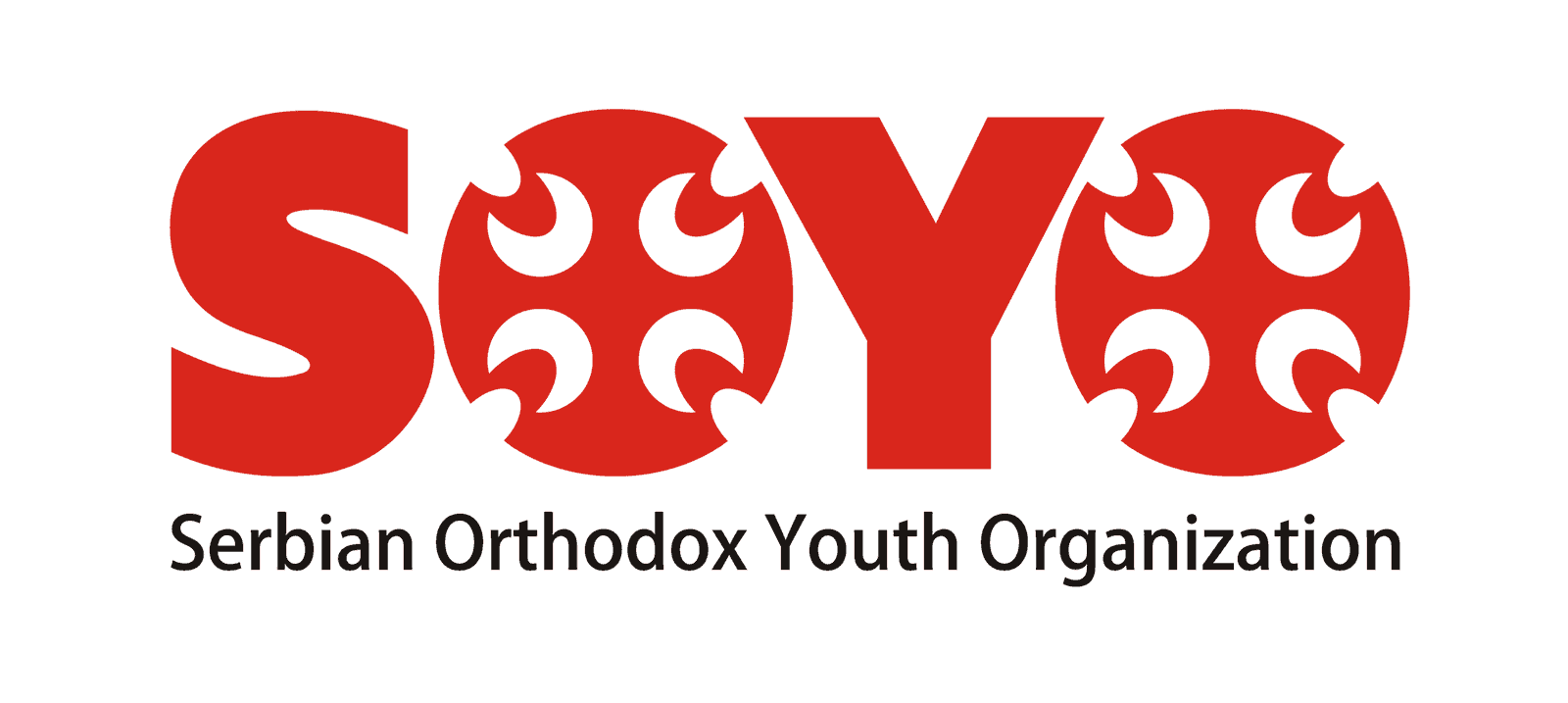 "Logo za ""Serbian Orthodox Youth Organisation"" - Čikago, USA"
