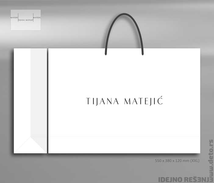 Tijana Matejić / luksuzne kese