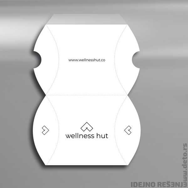 Welness Hut / pillow box