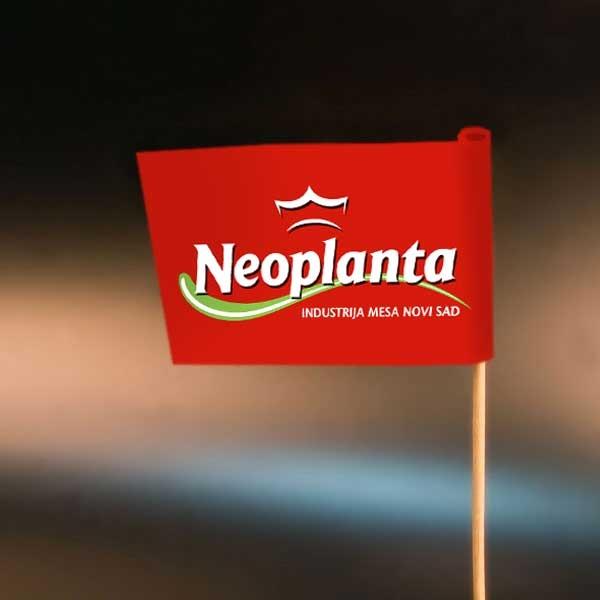 zastavica neoplanta