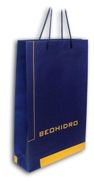 beohidro / reprezentativne kese sa plastifikacijom