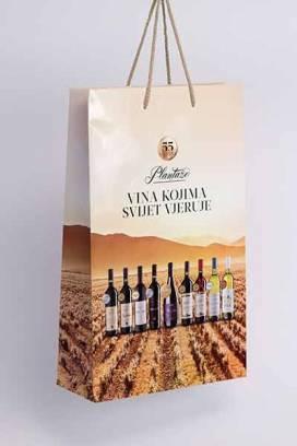 Ekskluzivne reklamne kese MB / Plantaže (Crna Gora)