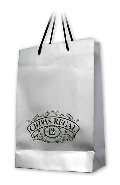 chivas / luksuzne štampane kese