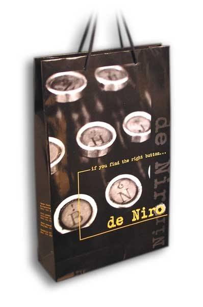 deniro / reprezentativne kese sa plastifikacijom