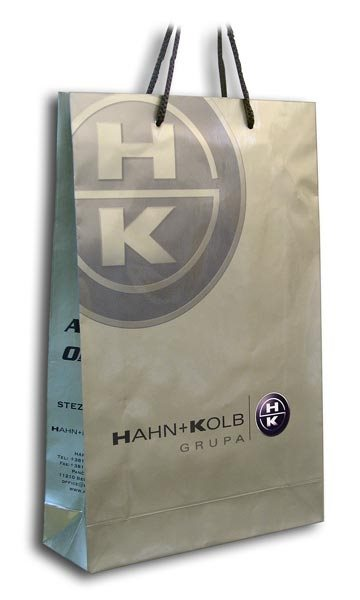 hahn+kolb / luksuzne štampane kese