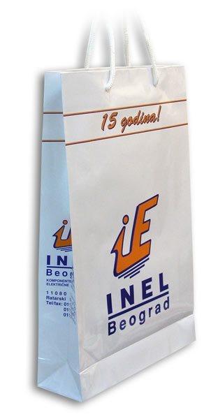 inel / reklamne papirne kese