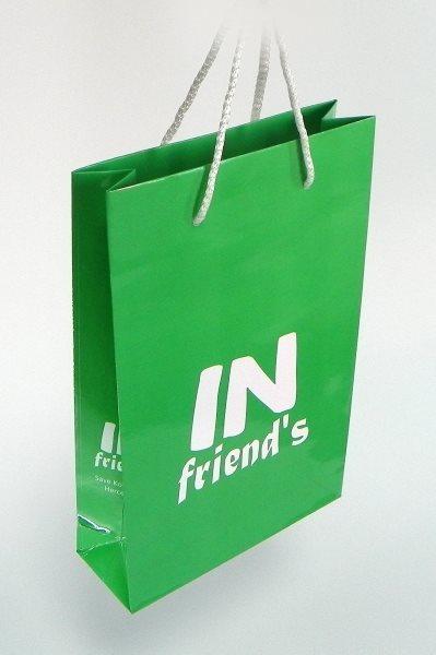 In Friends / ekskluzivne reklamne kese / Herceg novi, Crna Gora