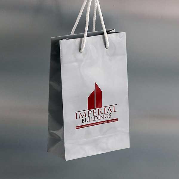"Luksuzna reklamna kesa ""Imperijal Buildings"""
