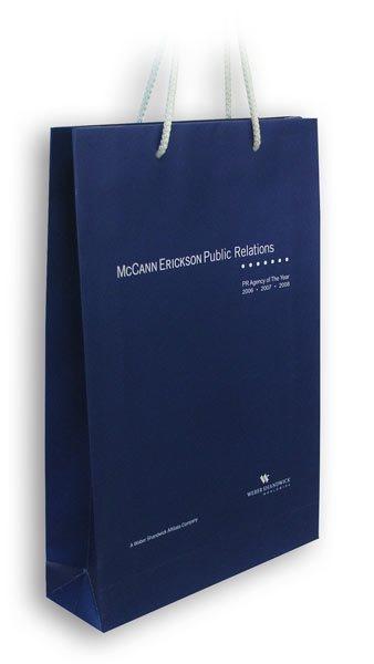 mc cann ericsson / papirne plastificiranje kese