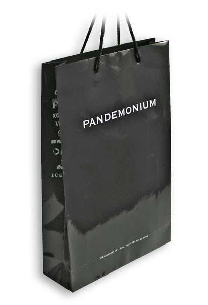pandemonium / ekskluzivne reklamne kese