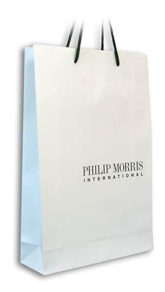 philip morris / papirne plastificiranje kese