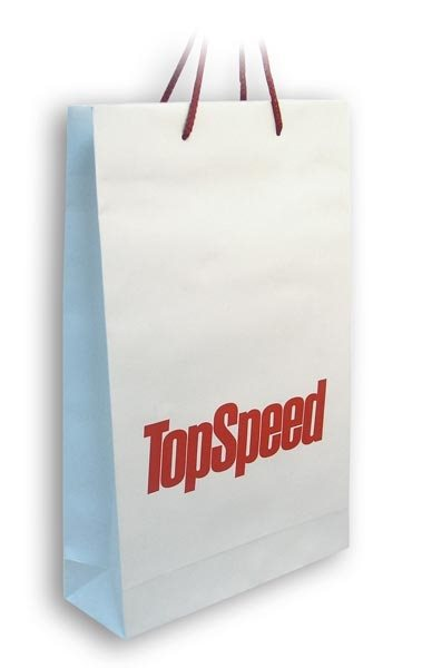 top speed / reklamna kesa