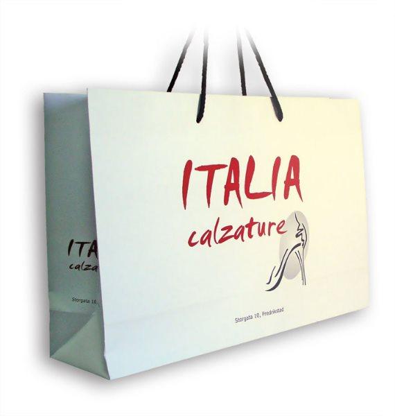 kartonska kesa italia calzature
