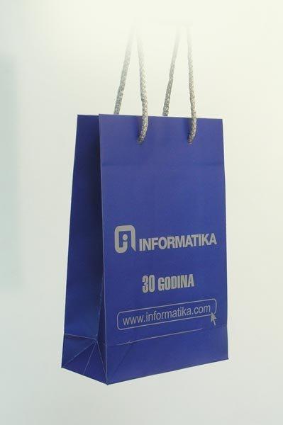 """kesa 140x210x40mm """"Informatika"""" Beograd"""
