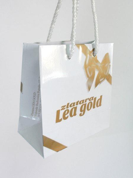 """kesa 140x210x40mm """"Lea Gold"""""""