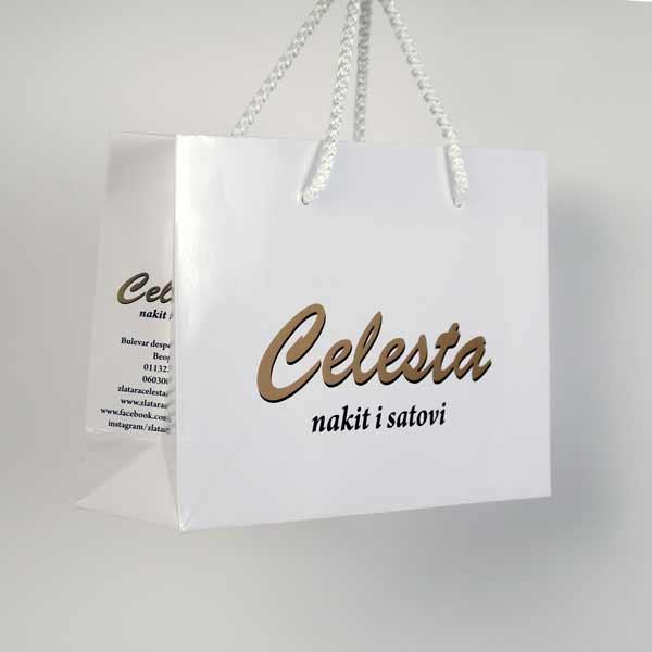 Kesa model pbx / Celesta  - nakit i satovi