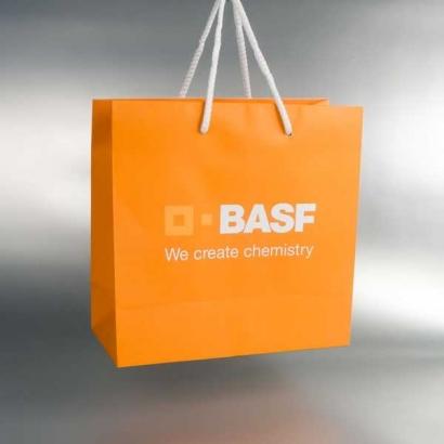 Luksuzna kesa XB - Basf (narandžasta, prednja)