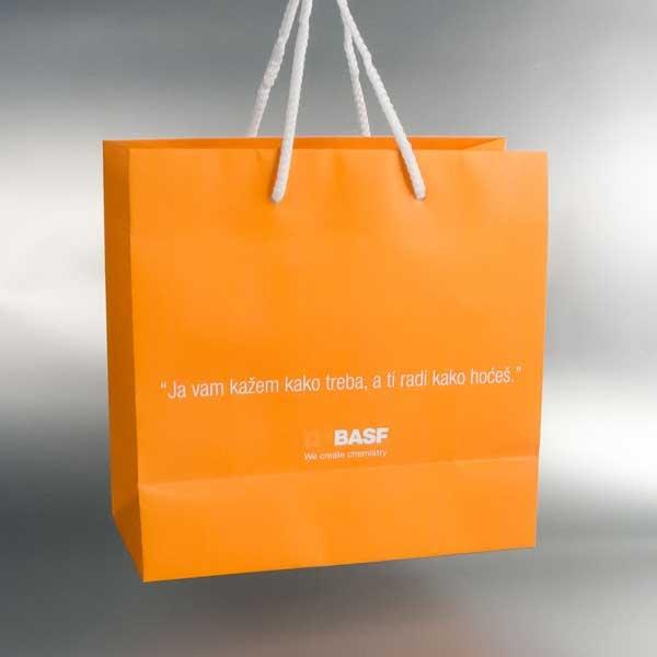 Luksuzna kesa XB - Basf (narandžasta, zadnja)