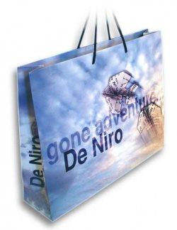 Kesa De Niro / dimenzije 420 x 380 x 120 mm (model XL)