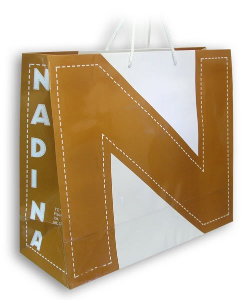 Kesa Nadina / dimenzije 420 x 380 x 120 mm (model XL)