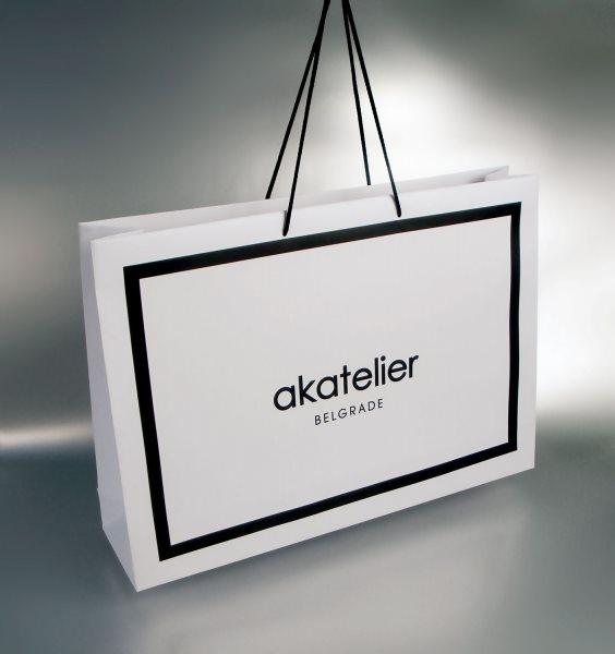 Kesa Akatelijer / 520 x 380 x 120 (model XXL)