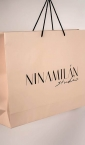 Ekskluzivna reklamna kesa, model XXL / Nina Milan Studio