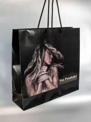 Reklamna kesa XLS - Vez Produkt (poleđina)