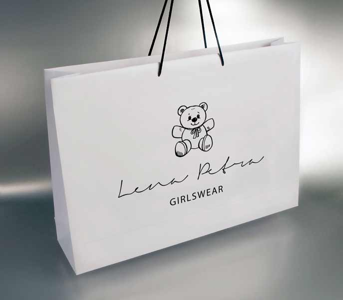 Luksuzna kesa, model XXL / Lena Petra Girlswear