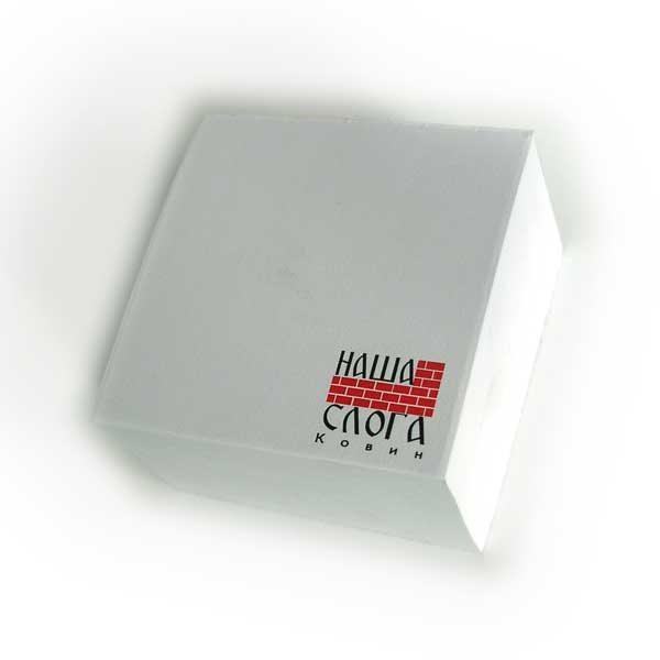 Naša Sloga - Papirna kocka bez nosača