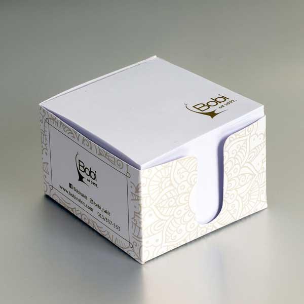 papirne kocke / Bobi Nakit
