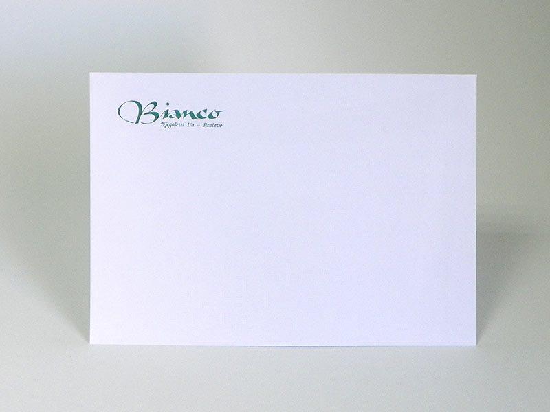 veliki koverti - Bianco