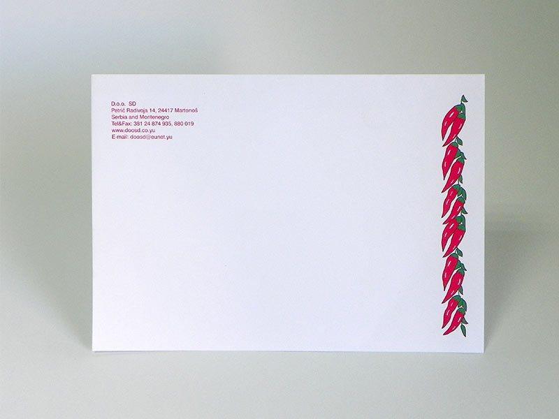 veliki koverti - SD Martonoš
