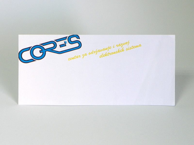 ameriken koverti - Cores