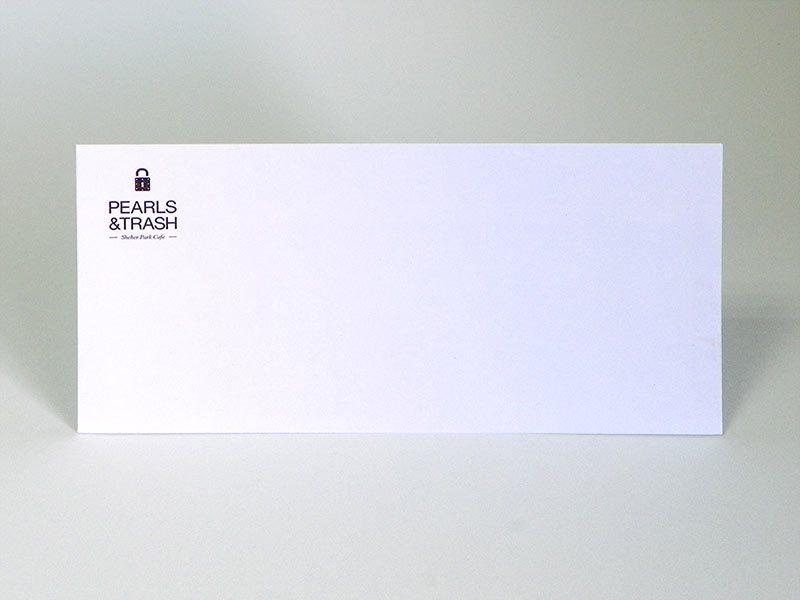 ameriken koverti - Pearls & Trash
